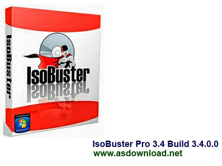 IsoBuster Pro 3.4 Build 3.4.0