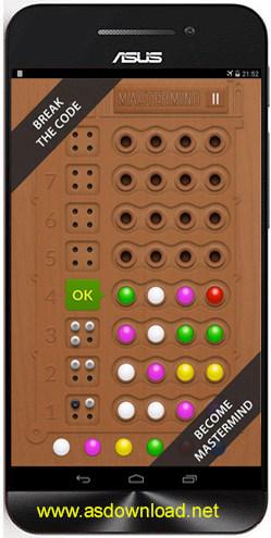Mastermind Board Game Mastermind Board Game بازی فکری برای اندروید