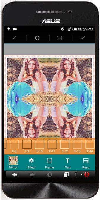 Mirror Photo Editor&Collage