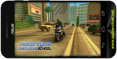 Motorcycle driving school Motorcycle driving school بازی آموزش موتور سواری