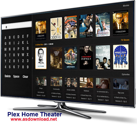 Plex Home Theater