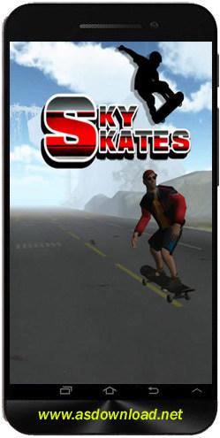 Sky skates 3D