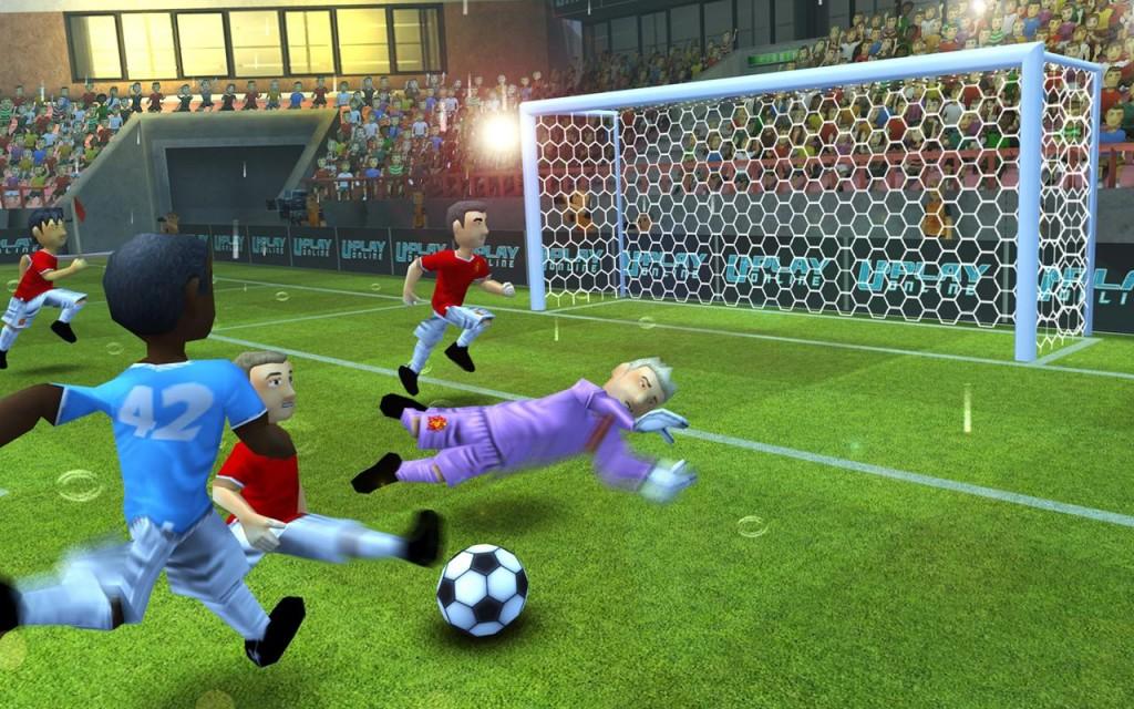 Striker-Soccer 2