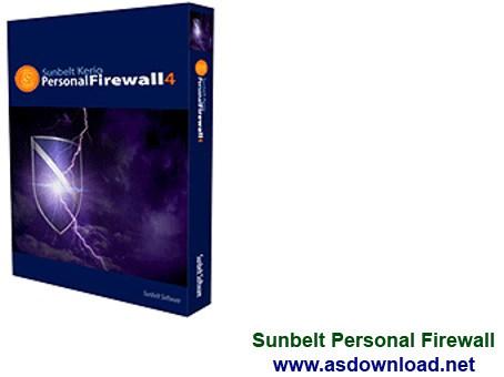 Sunbelt Personal Firewall Sunbelt Personal Firewall 4.6.1861 نرم افزار جلوگیری از هک سیستم