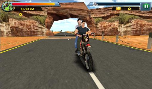 Screenshots of the Bang bang! Official movie game for Android tablet, phone.