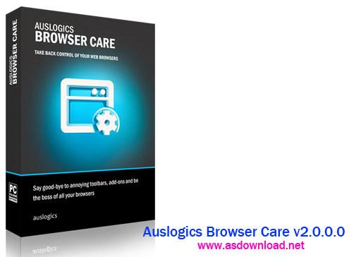 Auslogics Browser Care v2.0.0 Auslogics Browser Care 2.1.0.0 نرم افزار افزایش سرعت مرورگرها