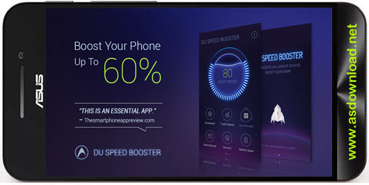 DU Speed Booster Optimizer v1.8