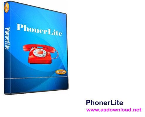 PhonerLite PhonerLite 2.18 نرم افزار مکالمه رایگان از طریق اینترنت