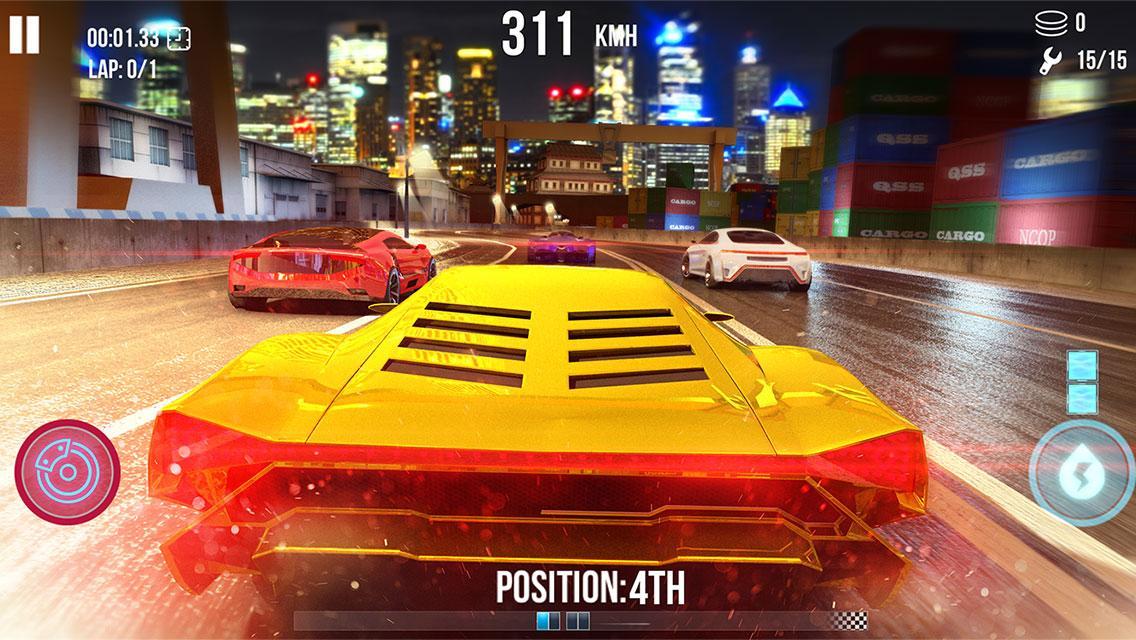 Racer Tokyo High speed race-1