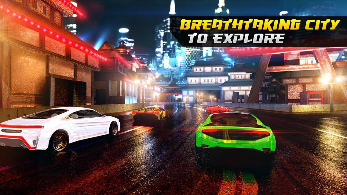 Racer Tokyo High speed race-2