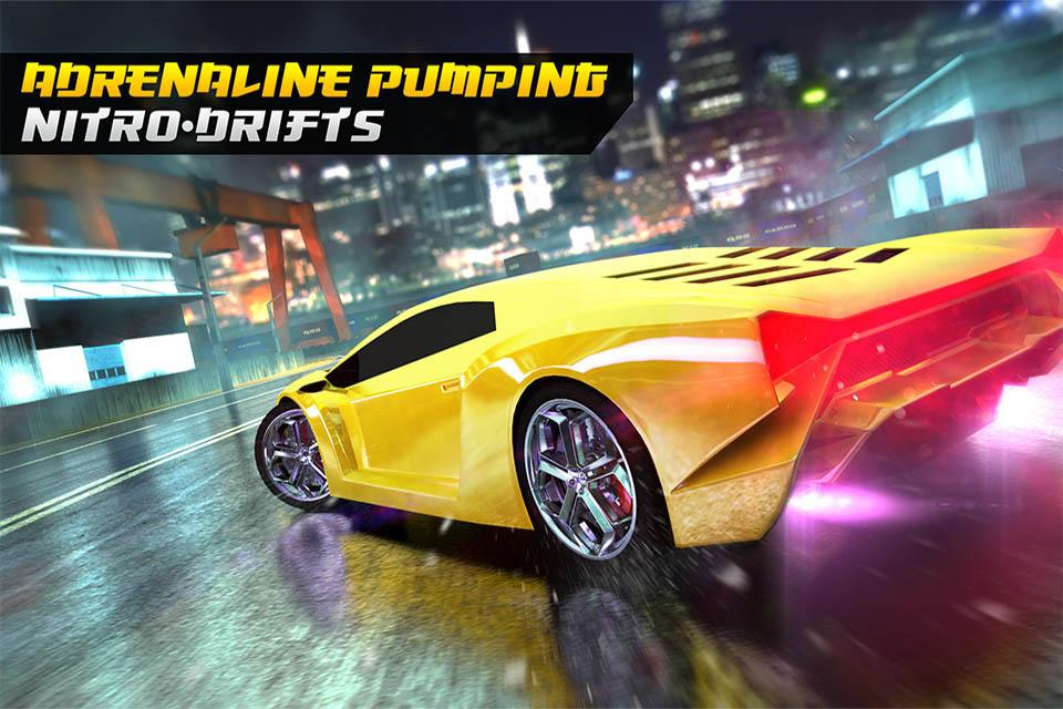 Racer Tokyo High speed race-3