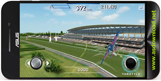 Red Bull air race for android