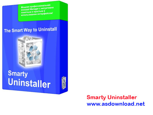 Smarty Uninstaller Smarty Uninstaller v4.0.134 حذف کامل برنامه های ویندوز