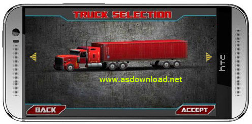 Truck driver 3D Simulator