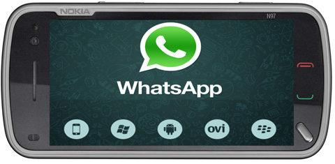 WhatsApp java 2.12