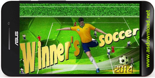Winners soccer 2014 Evolution elite Winners soccer 2014: Evolution elite بازی فوتبال soccer 2014 برای اندروید
