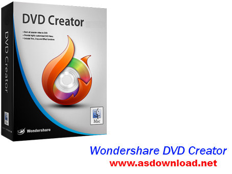 Wondershare DVD Creator Wondershare DVD Creator 3.2.0.1+DVD Menu Templates نرم افزار رایت فیلم و ساخت منوی dvd