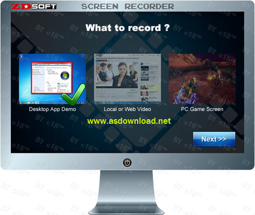 ZD Soft Screen Recorder v8.0
