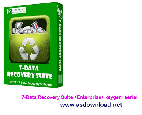7-Data Recovery Suite+Enterprise
