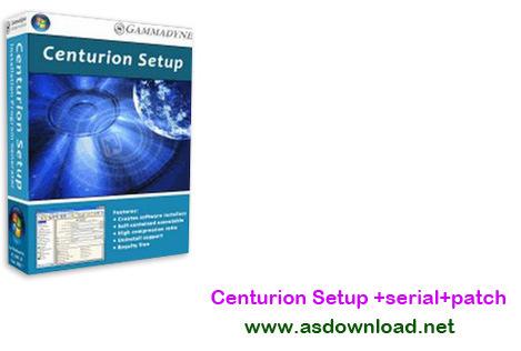 Centurion Setup