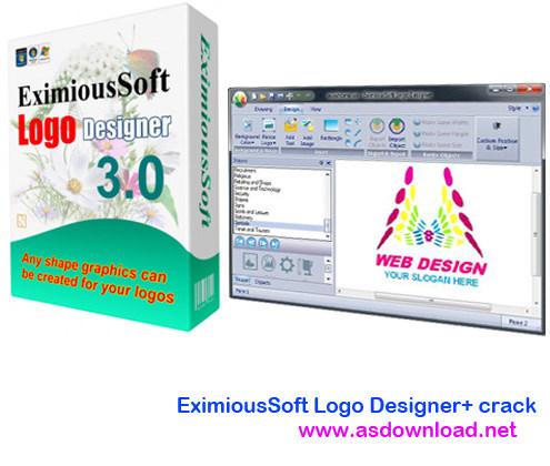 EximiousSoft Logo Designer EximiousSoft Logo Designer 3.75 + crack نرم افزار طراحی لوگو