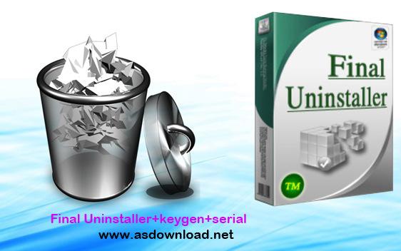 Final Uninstaller Final Uninstaller 2.6.2+keygen+serial  حذف کامل ردپای نرم افزارها از سیستم