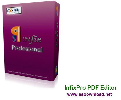 InfixPro PDF Editor