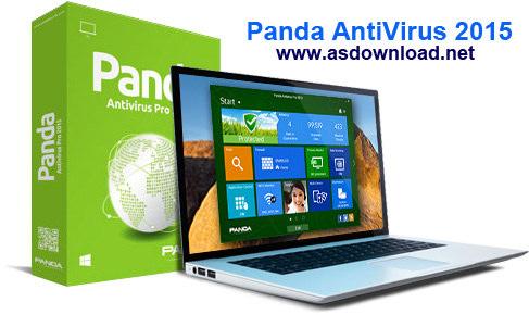 Panda AntiVirus Free 2015 Panda AntiVirus Free 2015 15.0.4 دانلود آنتی ویروس پاندا 2015