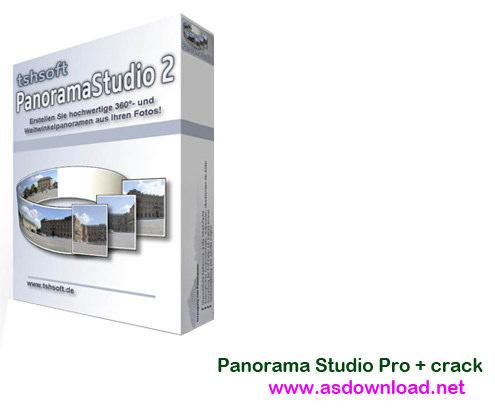 Panorama Studio Pro crack Panorama Studio Pro 2.6.5 + crack نرم افزار ساخت تصاویر پانوراما