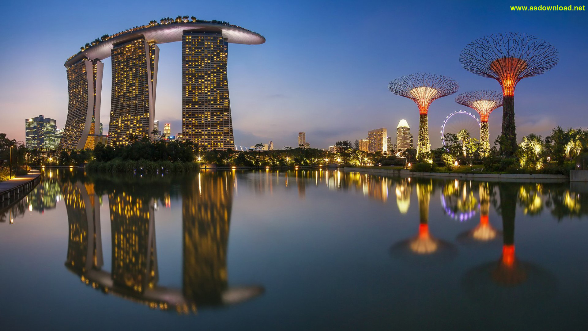 Singapore City Wallpapers