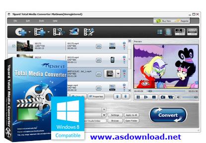 Tipard Total Media Converter 6.2.28