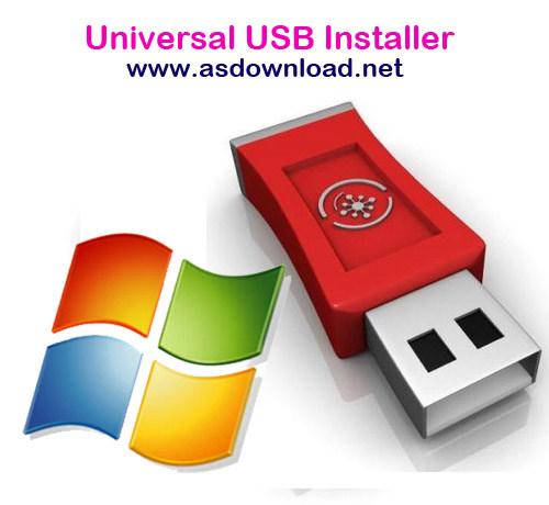 Universal USB Installer Universal USB Installer 1.9.5.8 نرم افزار نصب ویندوز از طریق فلش مموری