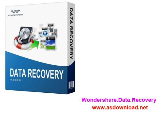 قویترین نرم افزار ریکاوری Wondershare.Data.Recovery