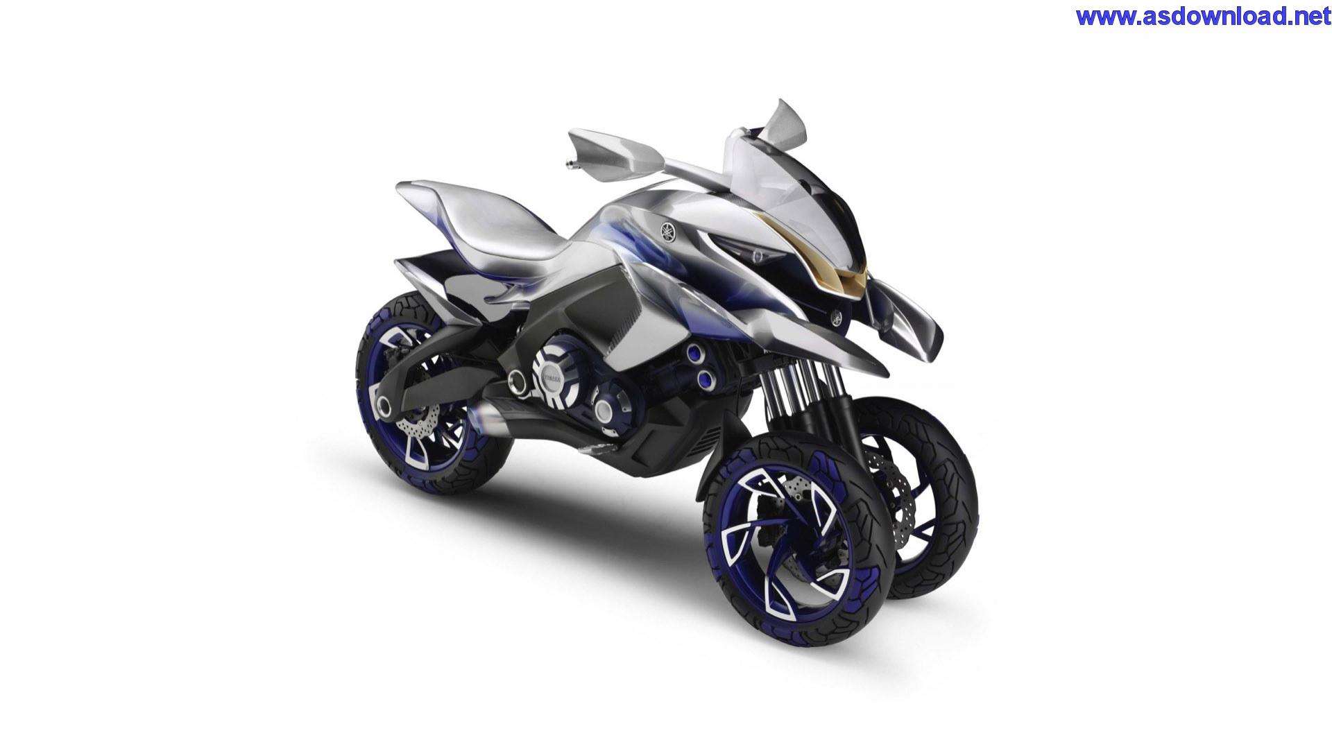 Yamaha 01GEN Concept Wallpaper دانلود عکس گرانترین, سریعترین و قوی ترین موتورسیکلت های جهان مدل 2015