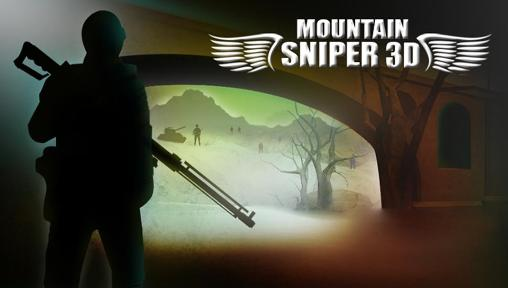 Screenshots of the Mountain sniper 3D: Shadow strike for Android tablet, phone.