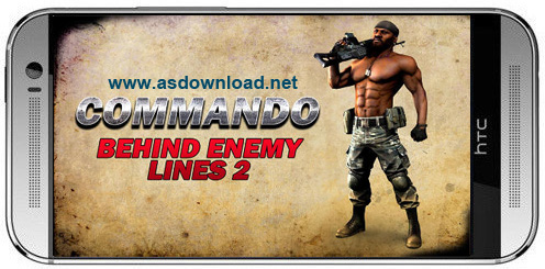 Commando Behind enemy lines 2