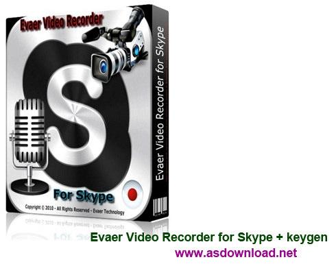 Evaer Video Recorder for Skype  + keygen