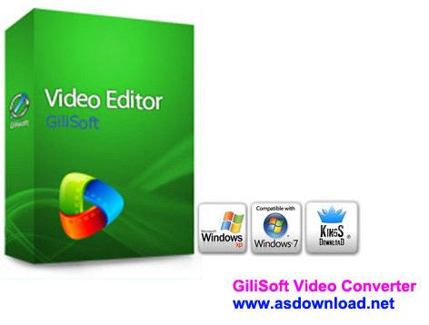 GiliSoft Video Converter GiliSoft Video Converter v9.0 + keygen آسان ترین نرم افزار تبدیل فرمت فیلم ها