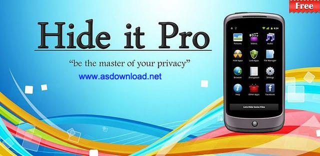 Hide Pictures - Hide It Pro