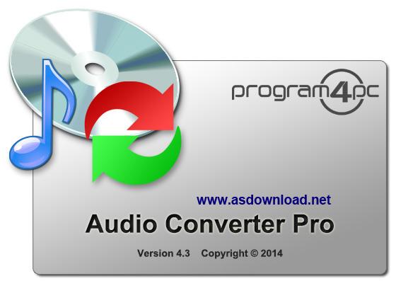 Program4Pc.Audio.Converter.Pro.4.3