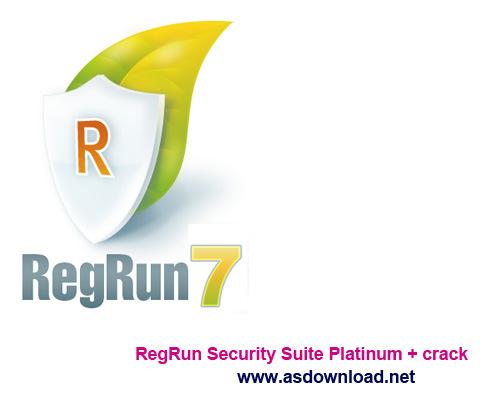 RegRun Security Suite Platinum + crack