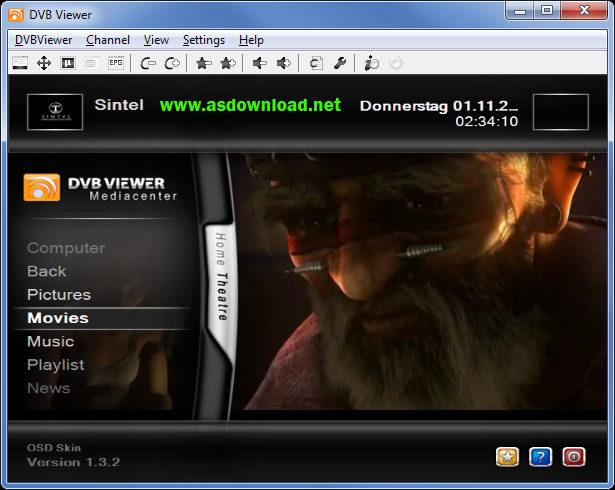 DVBViewer Pro 5.1.0.0
