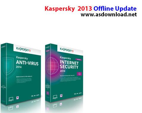 Kaspersky  2013 Offline Update