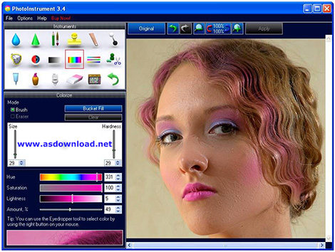 PhotoInstrument 6.7 Build 672